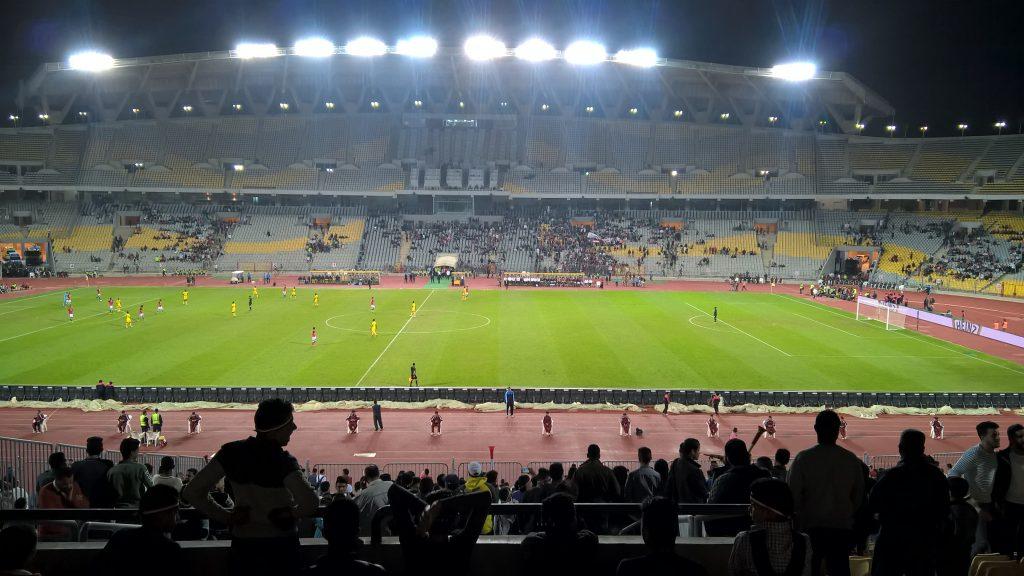 10th biggest stadium