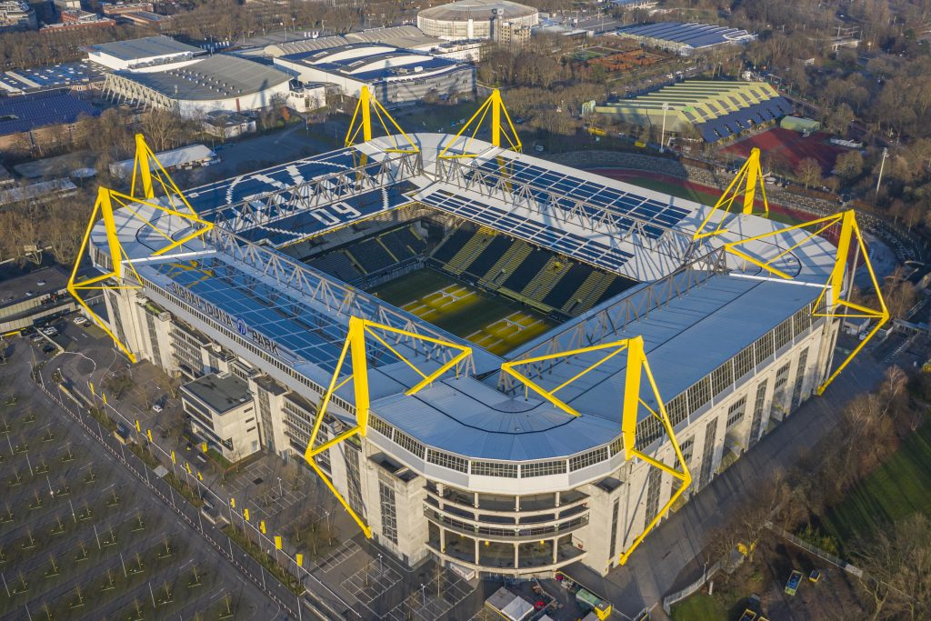 12th biggest stadium