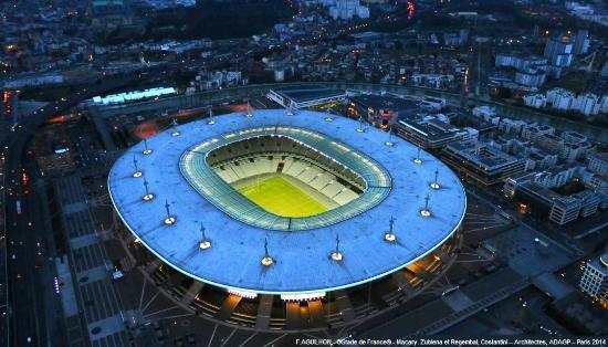13th biggest stadium in the world