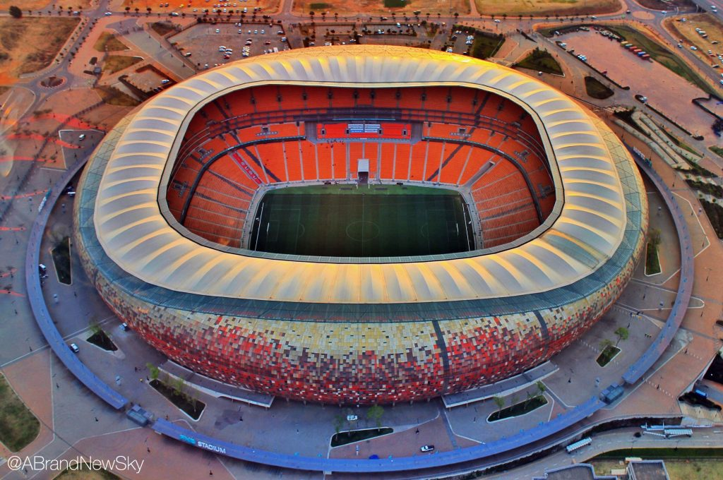5th largest stadium in the world