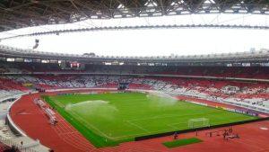 8th biggest stadium in the world