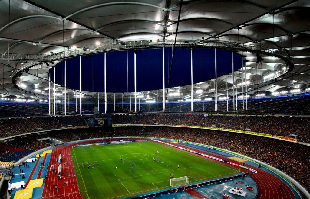 9th biggest stadium