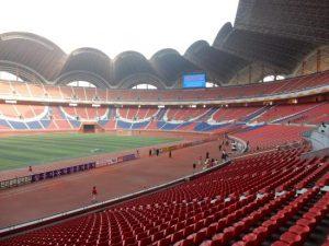 largest stadium in the world